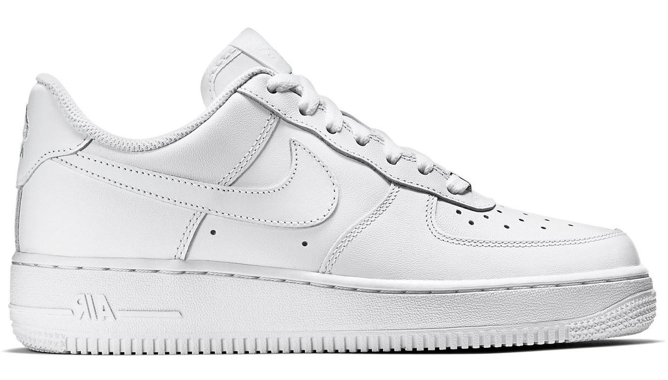 Nike Wmns Air Force 1 '07 biele 315115-112 - vyskúšajte osobne v obchode