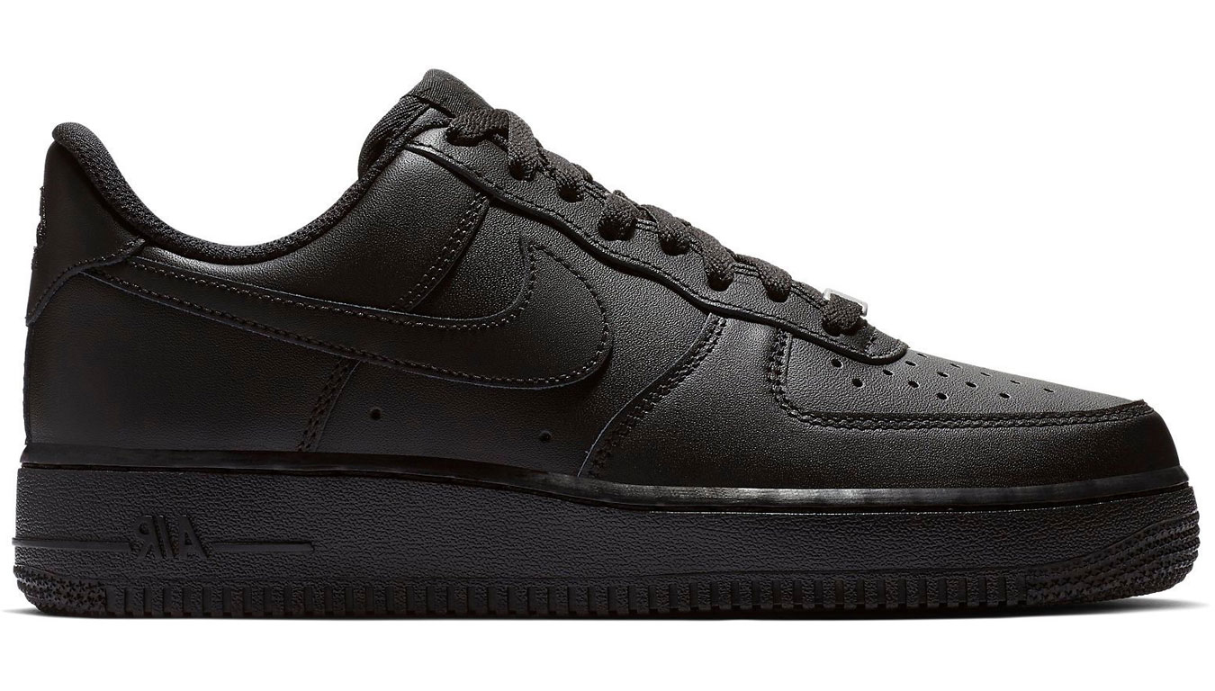 Nike Wmns Air Force 1 '07 čierne 315115-038 - vyskúšajte osobne v obchode
