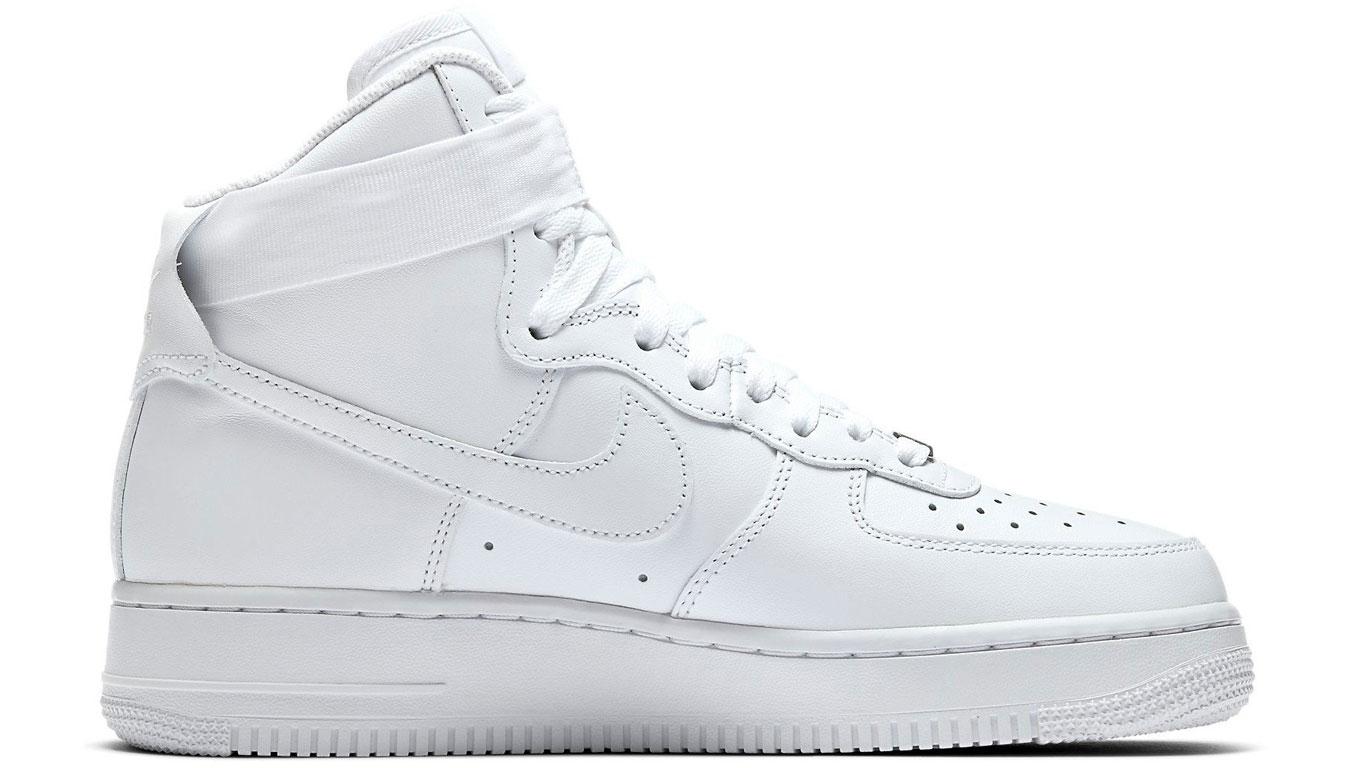 Nike Wmns Air Force 1 High biele 334031-105 - vyskúšajte osobne v obchode