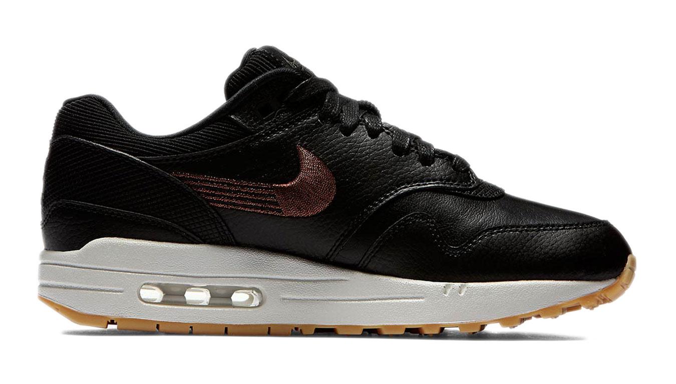 Nike wmns air max 1 prm čierne 454746-020 - vyskúšajte osobne v obchode