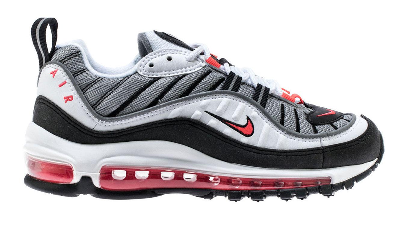 Nike W Air Max 98 čierne AH6799-104 - vyskúšajte osobne v obchode