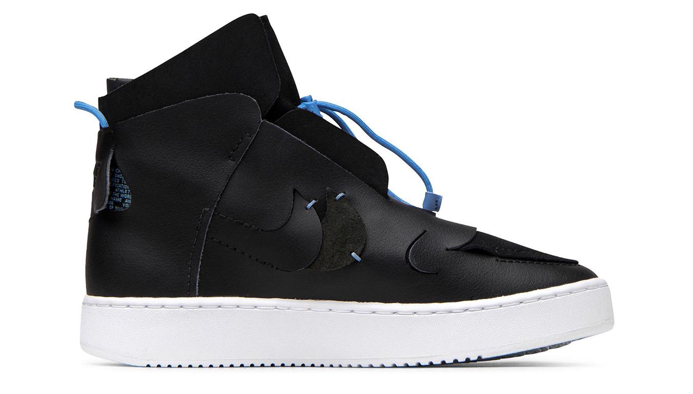 Nike Wmns Vandalized Black White čierne BQ3610-001 - vyskúšajte osobne v obchode
