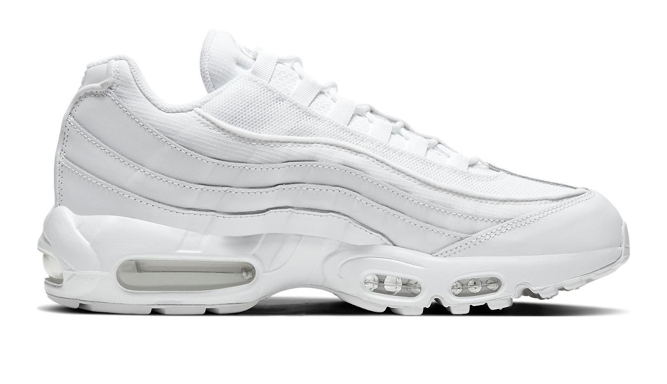 Nike Air Max 95 Essential biele CT1268-100 - vyskúšajte osobne v obchode