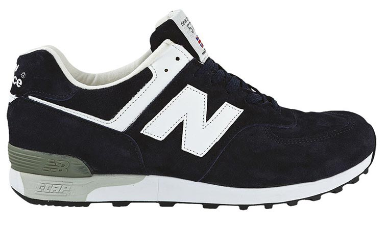 obuv new balance M576DNW - Made in UK