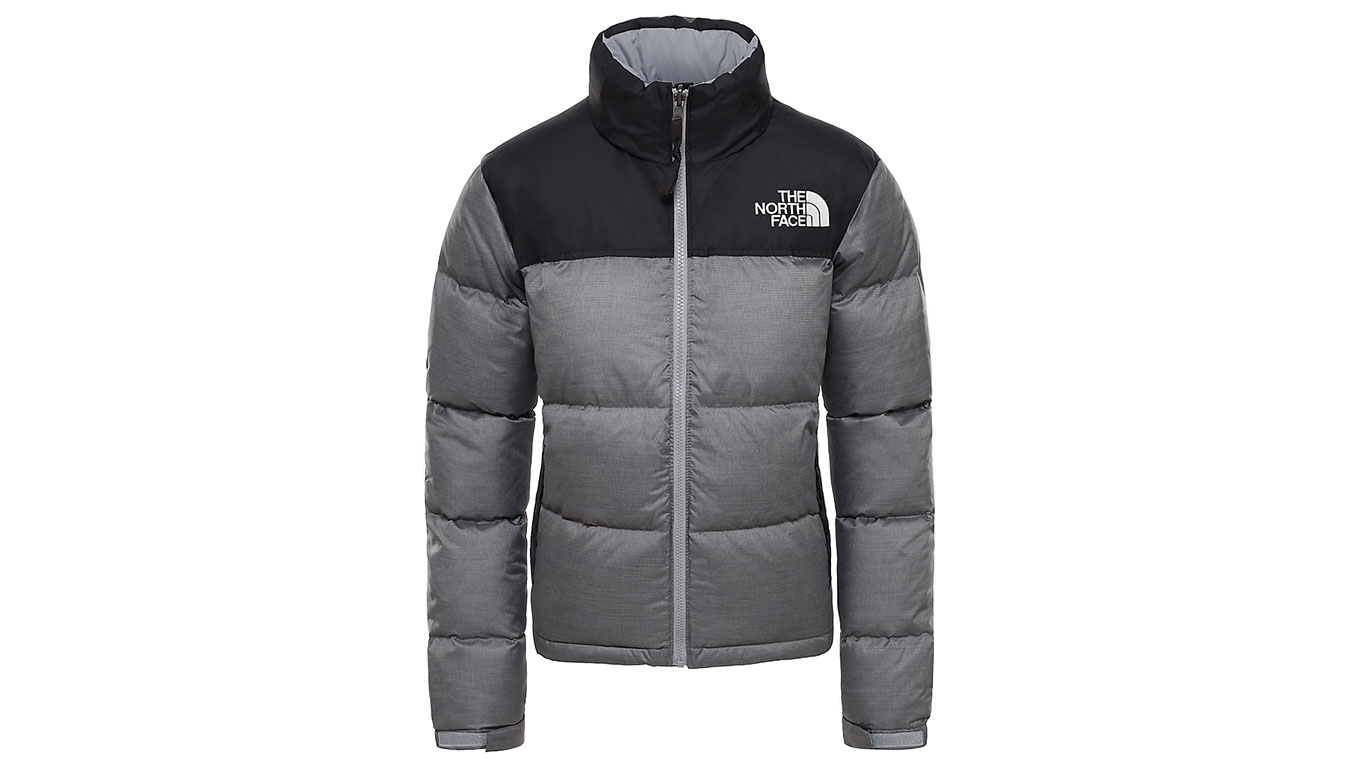 The North Face W 1996 Retro Nuptse Jacket  šedé NF0A3XEODYY