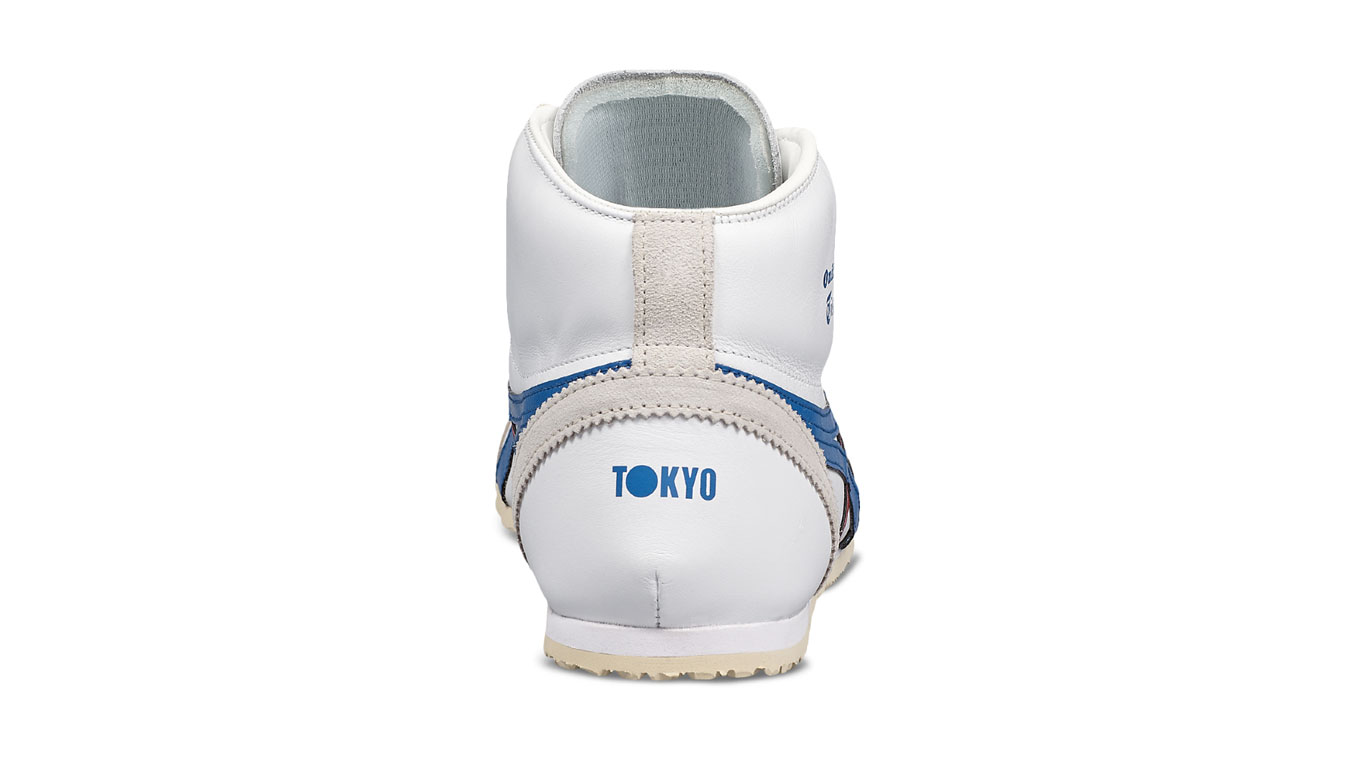 Onitsuka Tiger Mexico 66 Mid Runner biele DL409-0143 72958cd95e6f