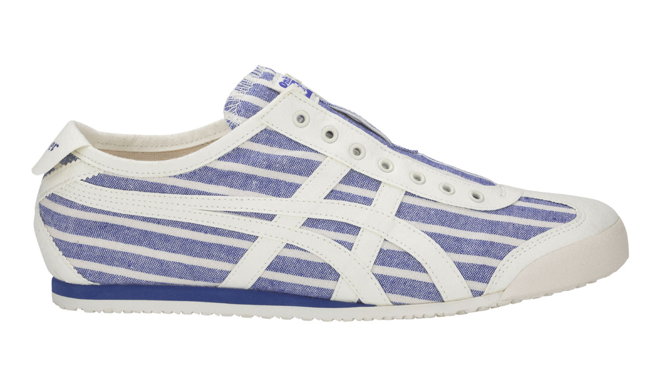 Onitsuka Tiger Mexico 66 Slip On modré 1183A239-401