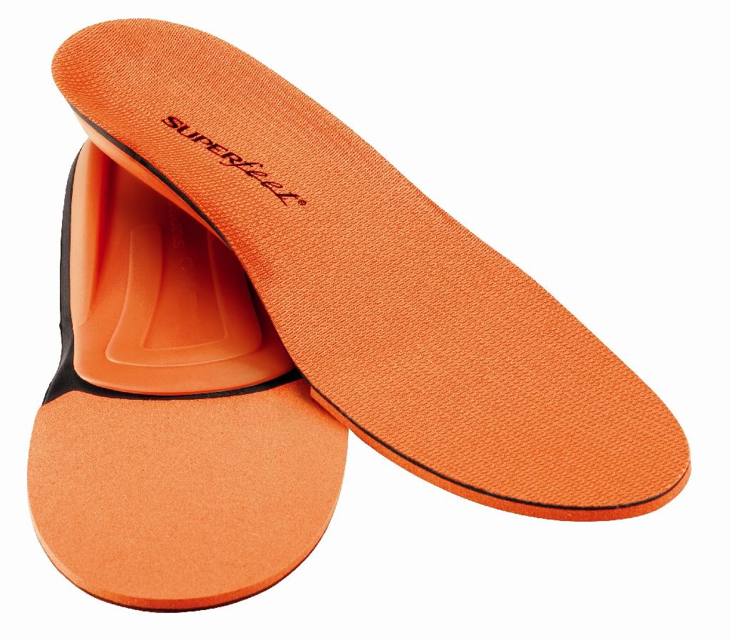 Vložky do topánok - Superfeet ORANGE