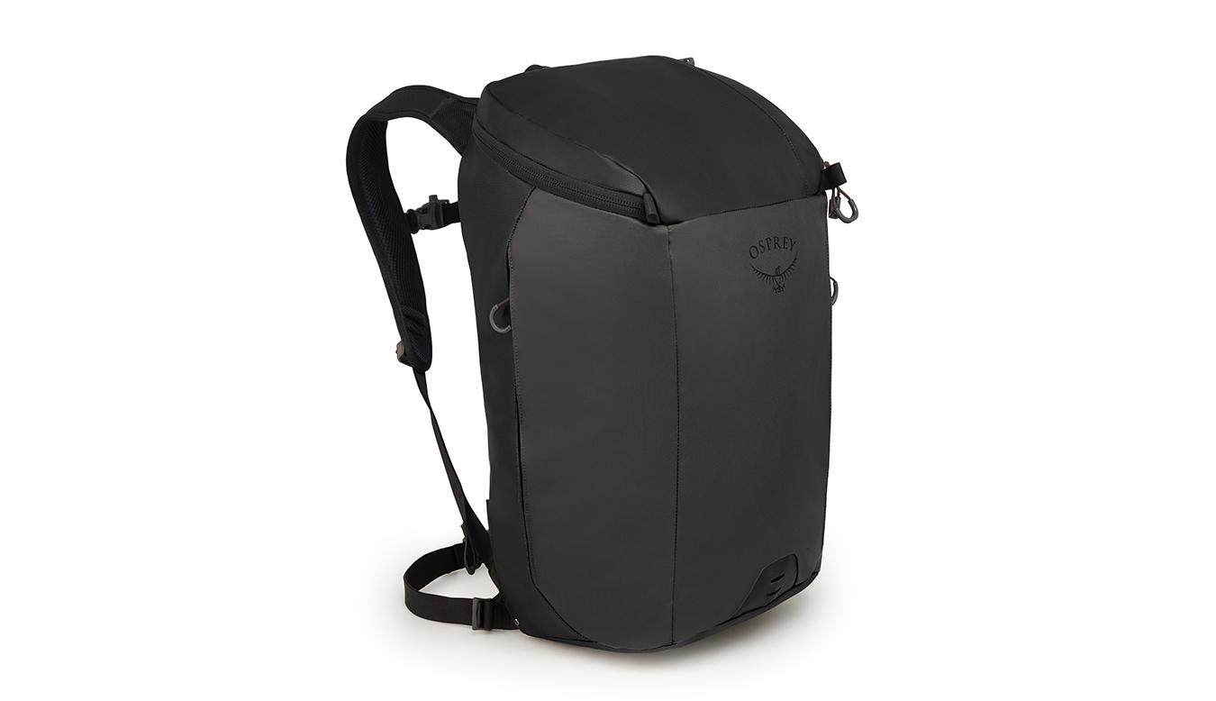 Osprey Transporter Zip Black čierne 10000272OSP - vyskúšajte osobne v obchode