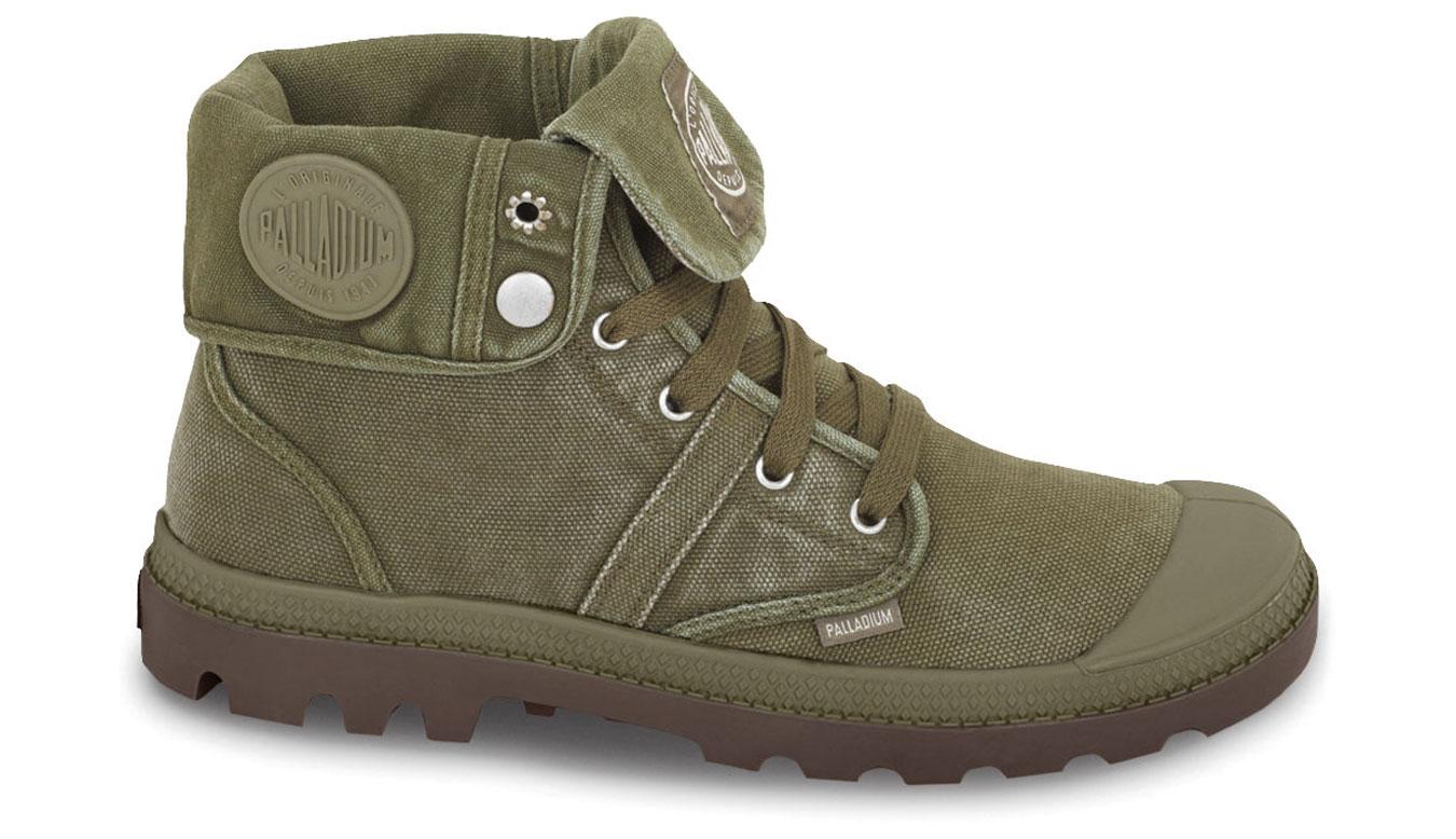 Palladium Boots US Baggy H-Dark Olive zelené 02478-326 a207648560e