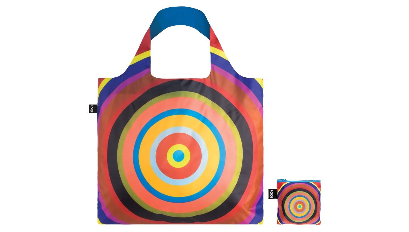 Loqi POUL GERNES Target Bag červené PG.TA - vyskúšajte osobne v obchode