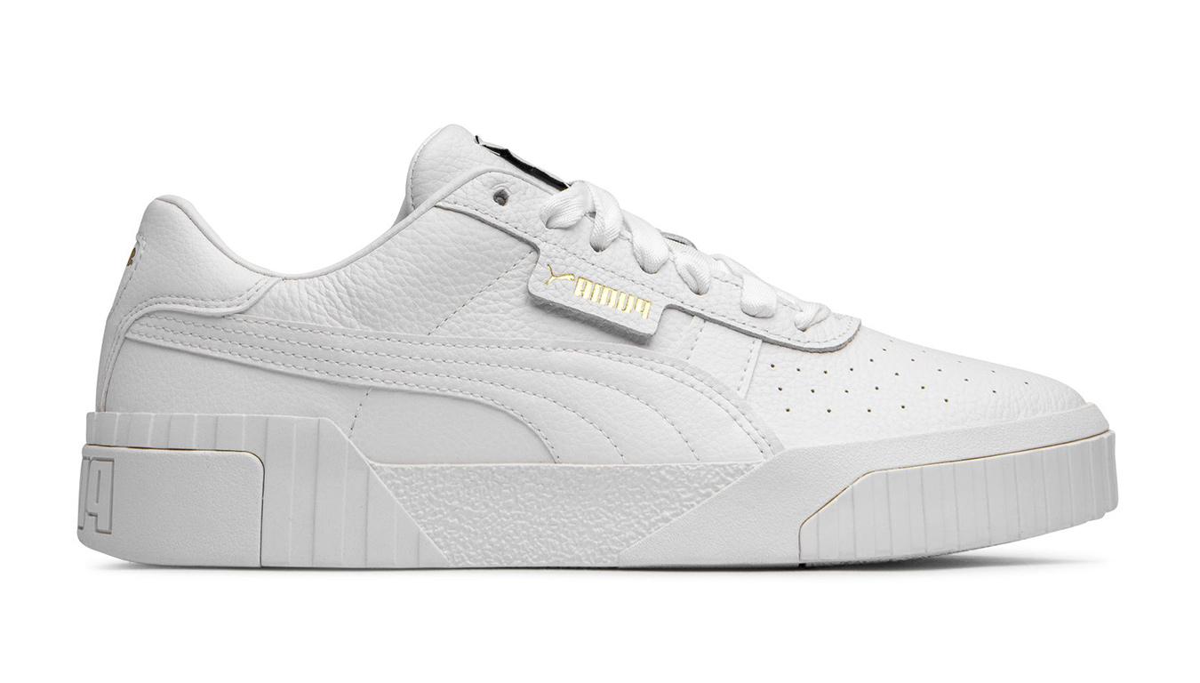 Puma Cali Sneakers biele 369155_01