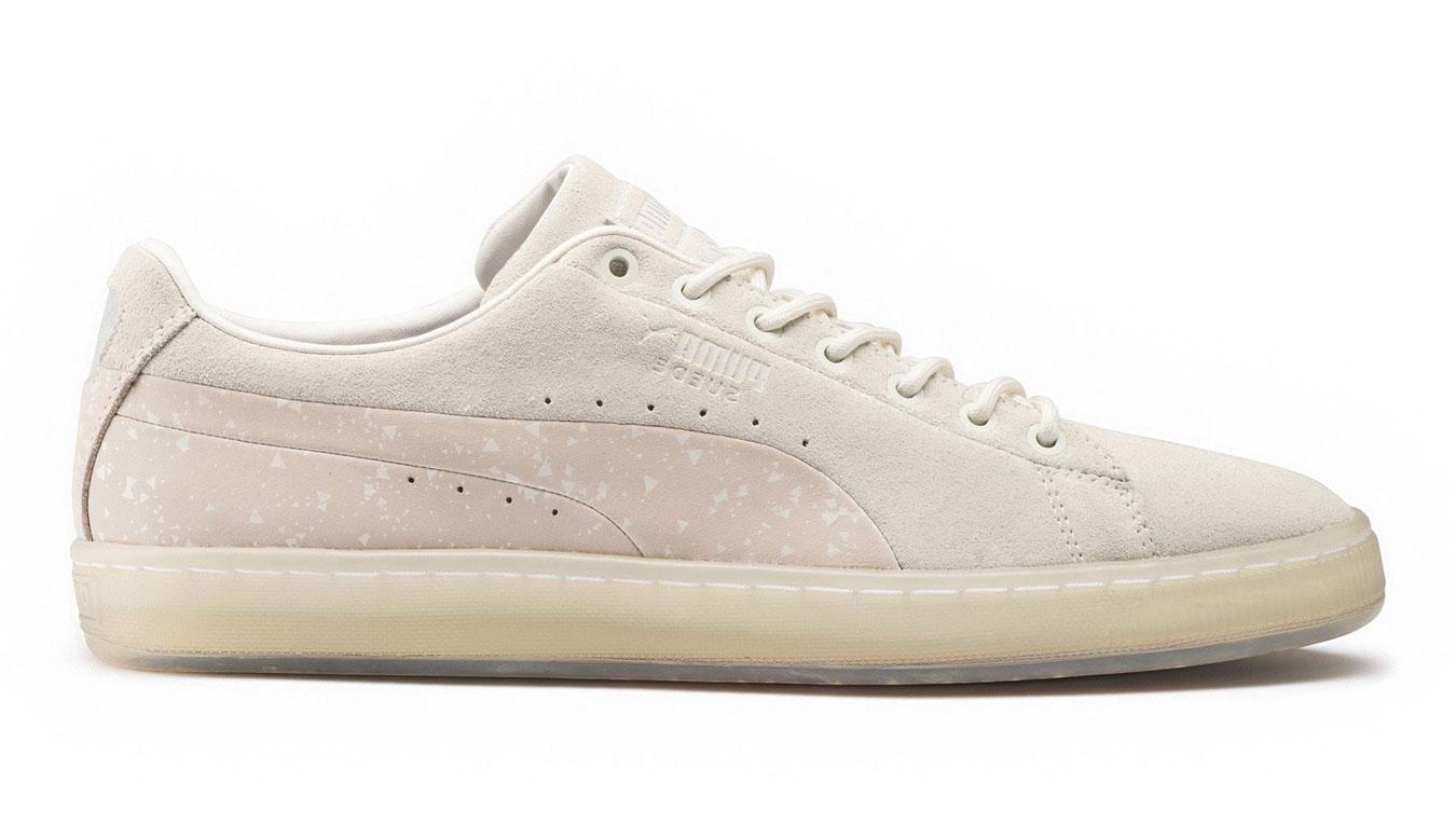 Puma x NATUREL Suede biele 36567502 - vyskúšajte osobne v obchode