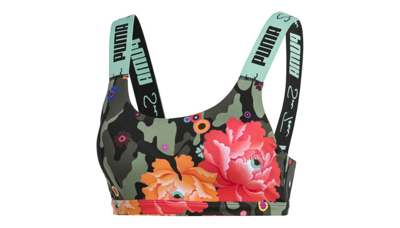 PUMA x SUE TSAI Cropped Women's Top farebné 578218_01 - vyskúšajte osobne v obchode