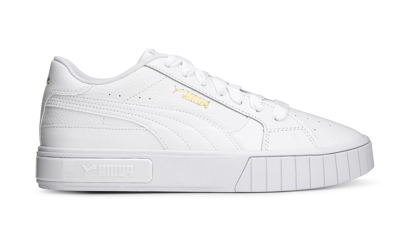 Puma Cali Star Wns White biele 380176_01 - vyskúšajte osobne v obchode