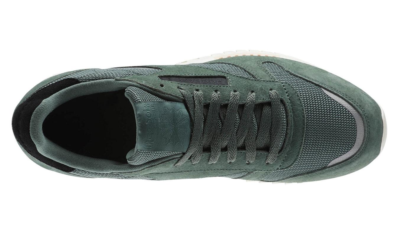 1f854988faf4a Reebok Classic Leather Ripple SN zelené BS9788