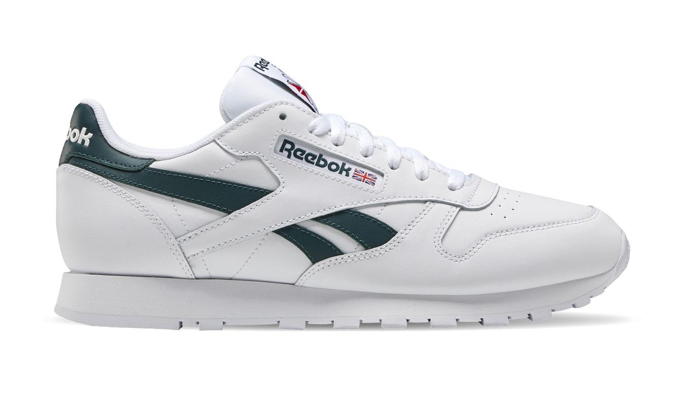 Reebok Classic Leather Shoes biele FY9403 - vyskúšajte osobne v obchode