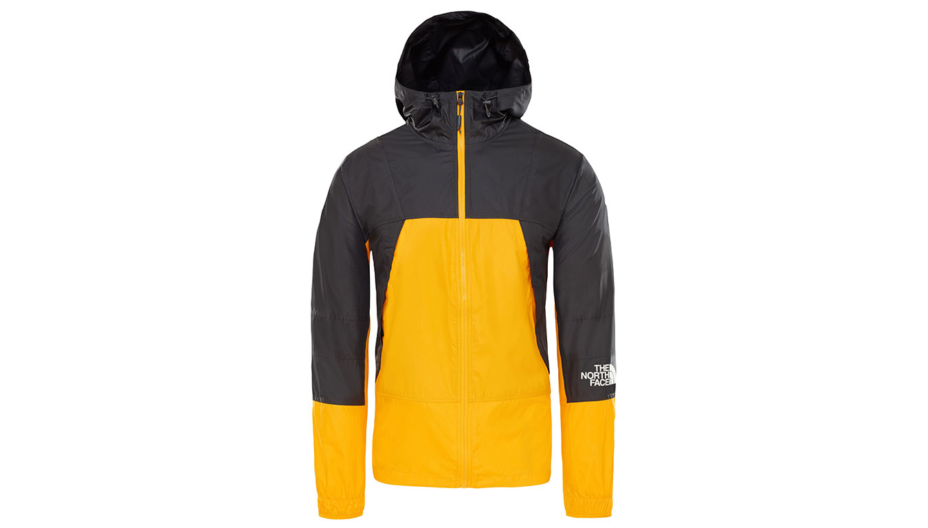 The North Face M Mnt Lht Windsh Jkt Zinnia Orange farebné T93RYSH6G
