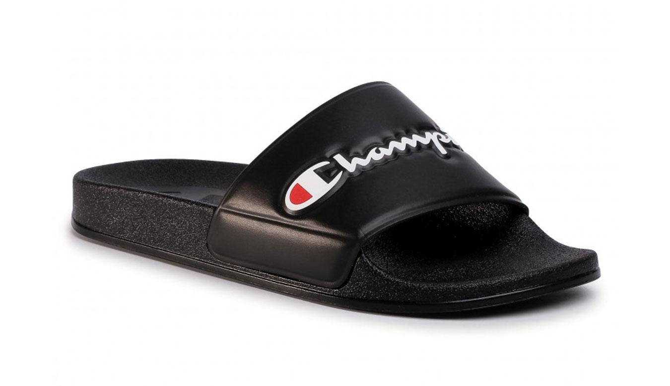 Champion Slides Black tenisky