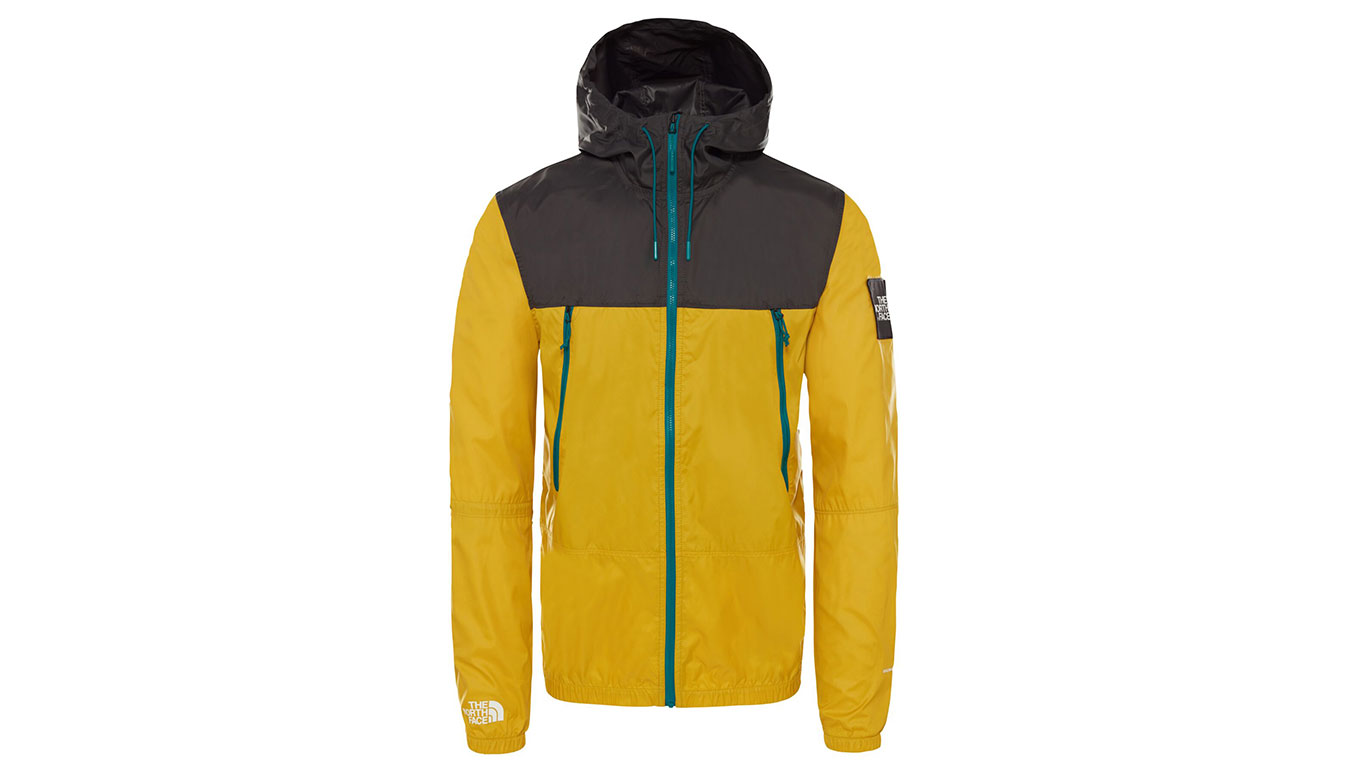 The North Face M 1990 Se Mnt Jkt Leo YellowGrey farebné T92S4ZWY1