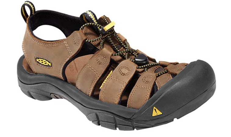 598f408f80665 deväťdesiate roky moda Sandále Keen Newport M