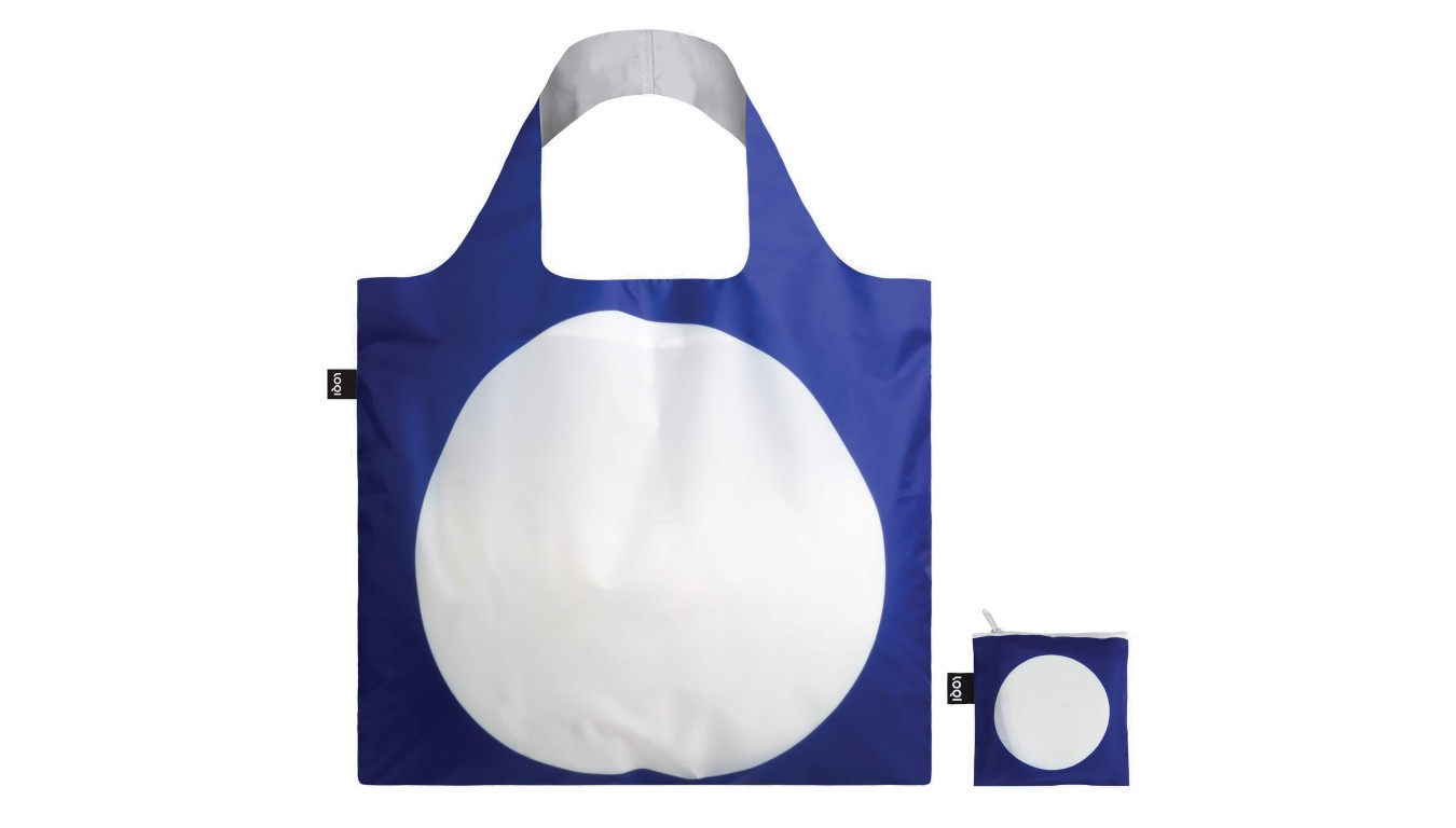 Loqi SAGMEISTER & WALSH Everybodys Favorite Form Bag modré SW.EV - vyskúšajte osobne v obchode