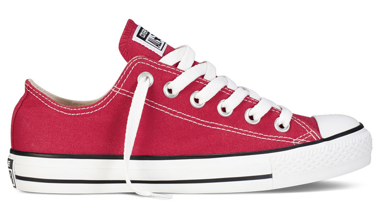 Converse Chuck Taylor All Star červené M9696 - vyskúšajte osobne v obchode