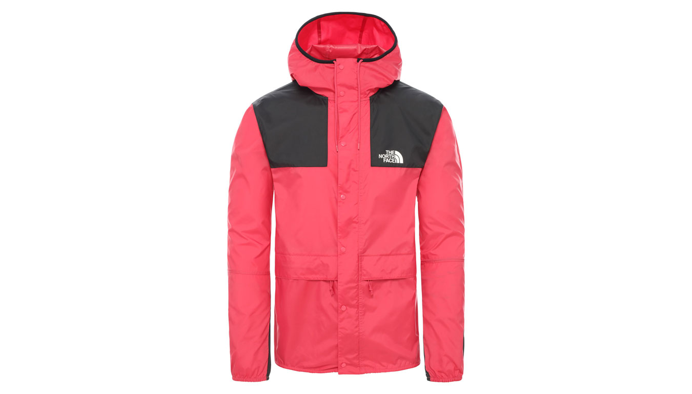 The North Face M 1985  Mountain Q Jacket Yellow žlté T0CH37NSS