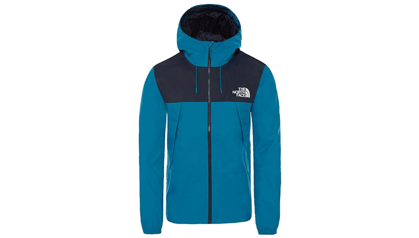 The North Face M 1990 Mnt  Q Jkt Crystal Teal modré T92S518EE