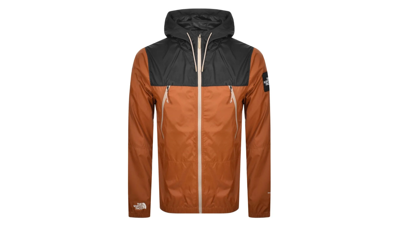 The North Face M 1990 Se Mountain Jacket Caramel Cafe svetlohnedé T92S4ZUBT