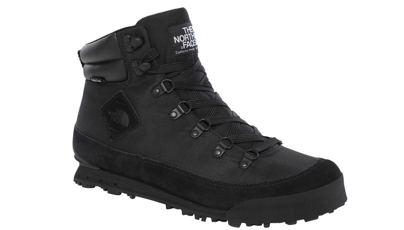The North Face M Back-2-Berkeley Nl Tnf Blk/Tnf Blk čierne NF00CKK4KX7 - vyskúšajte osobne v obchode