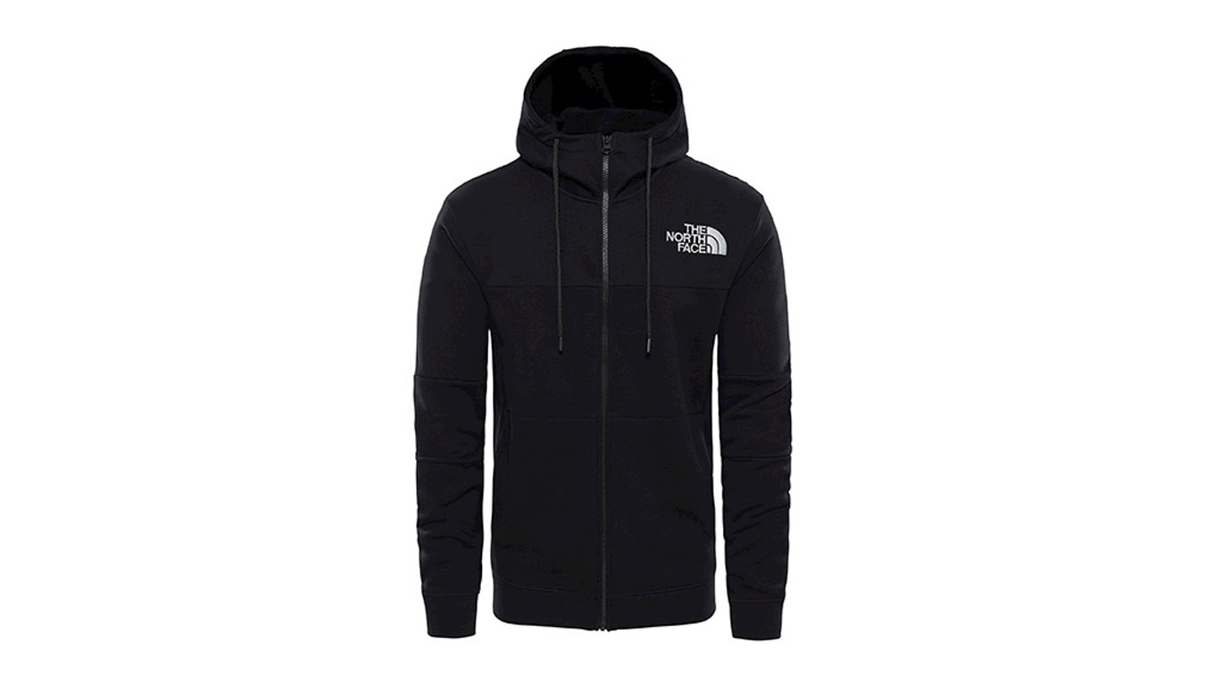 The North Face M Himalayan Fullzip Tnf Black čierne T93OD4JK3 72b84a6950