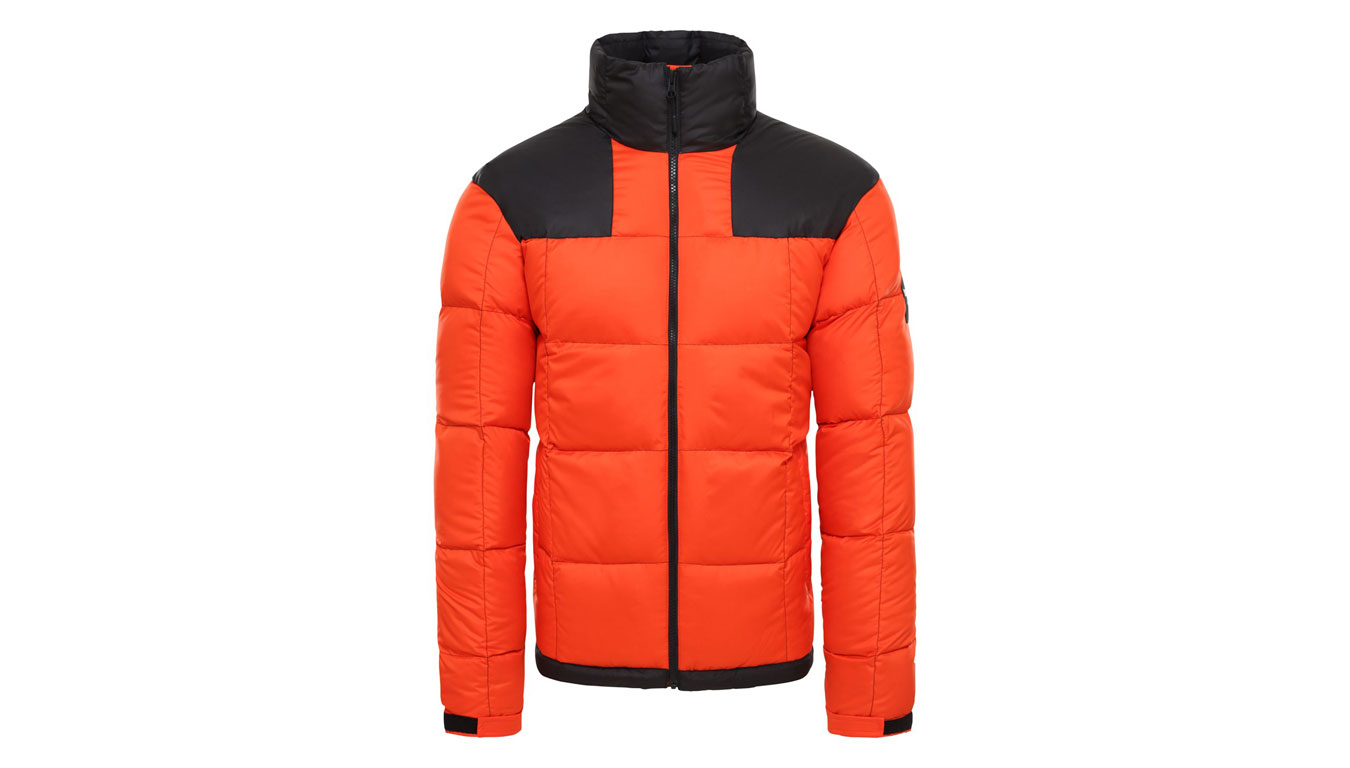 The North Face M Lhotse Jacket oranžové NF0A3Y233YQ