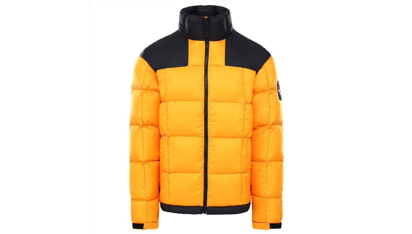 The North Face M Lhotse Jacket oranžové NF0A3Y2356P - vyskúšajte osobne v obchode