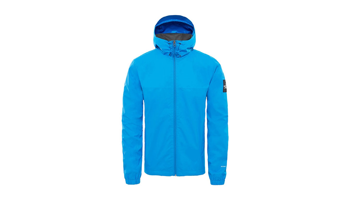 The North Face M Mountain Q Jkt Bomber Blue modré T0CR3QF89