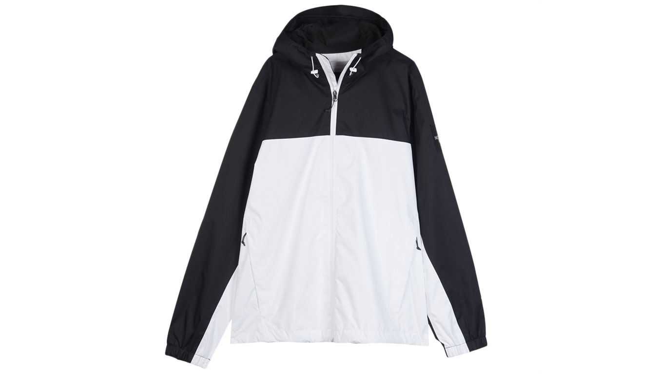 The North Face M Mountain Q jkt biele NF00CR3QFV3