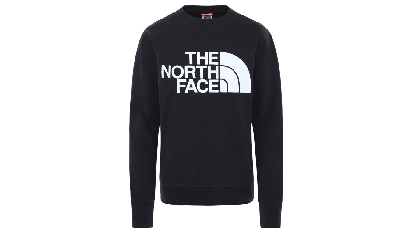 The North Face W Standard Crew Tnf Black čierne NF0A4M7EJK3
