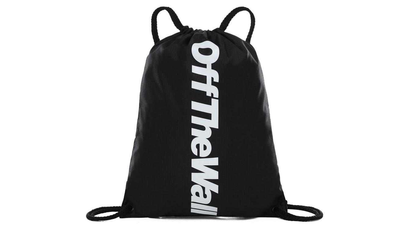 Vans Mn League Bench Bag čierne VN0002W6OFB - vyskúšajte osobne v obchode