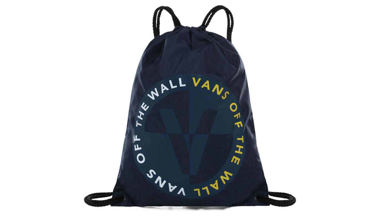 Vans Mn League Bench Bag modré VN0002W6TNK - vyskúšajte osobne v obchode