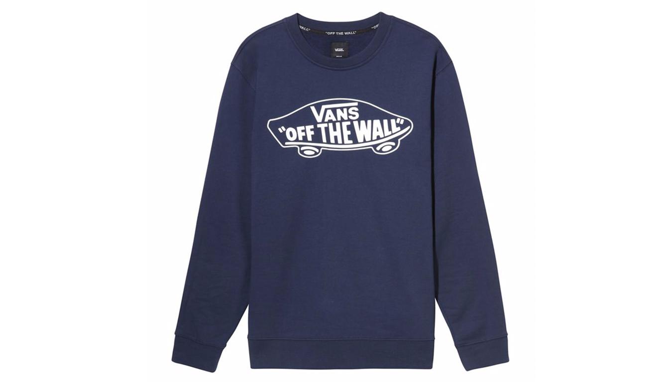 Vans MN OTW Crew II Dress modré VN0A45CMLKZ - vyskúšajte osobne v obchode