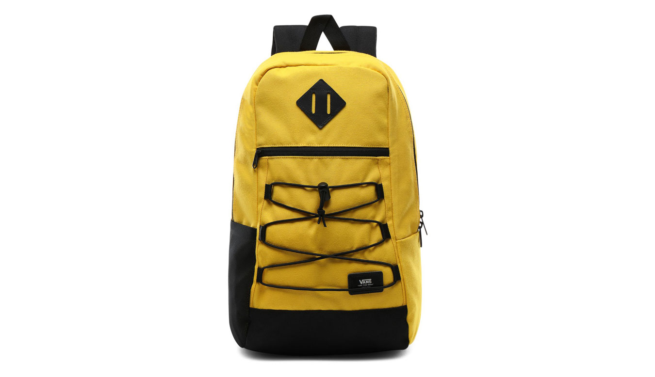 Vans Mn Snag Backpack Yellow žlté VN0A3HCBD2P - vyskúšajte osobne v obchode