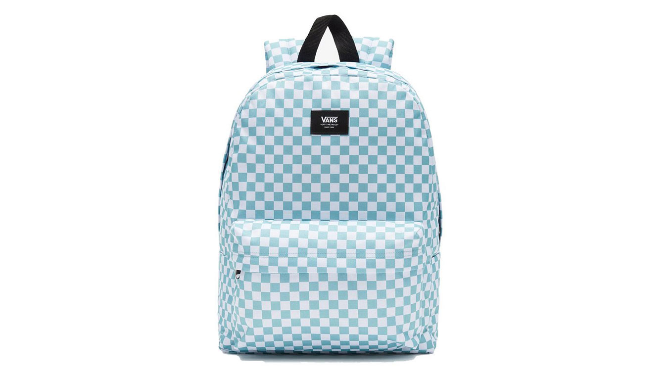 Vans Old School III Backpack tyrkysové VN0A3I6RZC5 - vyskúšajte osobne v obchode