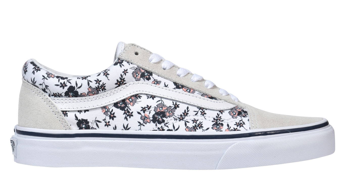 Vans Old Skool Ditsy Bloom True White VA38G1OMA dbd7423b6d