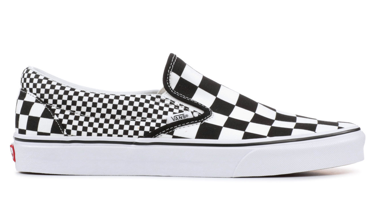 Vans UA Classic Slip-On (MIX CHECKER) farebné VN0A38F7Q9B