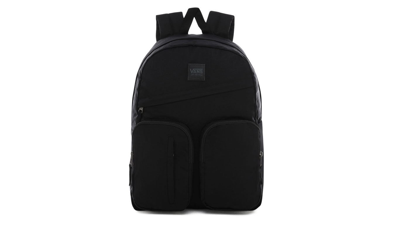 Vans Wm Double Down II Backpack čierne VN0A47QFBLK
