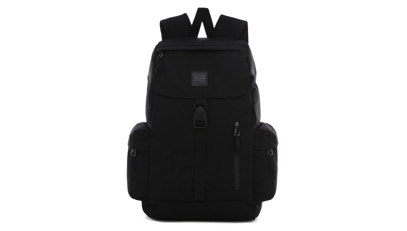 Vans Wm Ground Area Backpack čierne VN0A47RFBLK