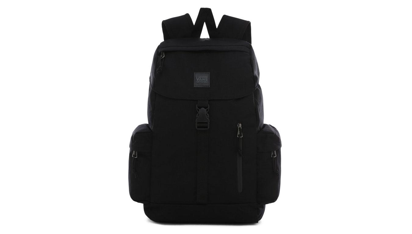 Vans Wm Ground Area Backpack čierne VN0A47RFBLK - vyskúšajte osobne v obchode