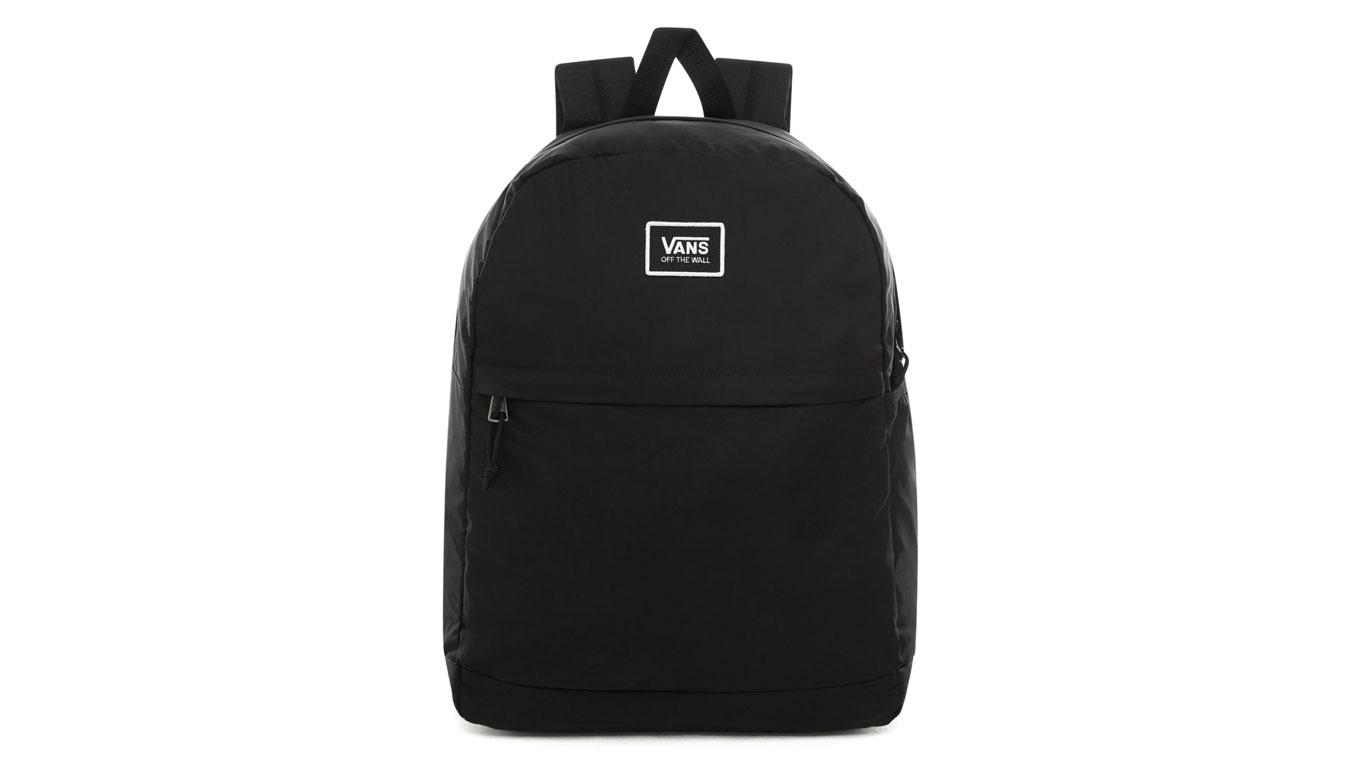 Vans Wm Pep Squad Backpack čierne VN0A3B47L3W - vyskúšajte osobne v obchode