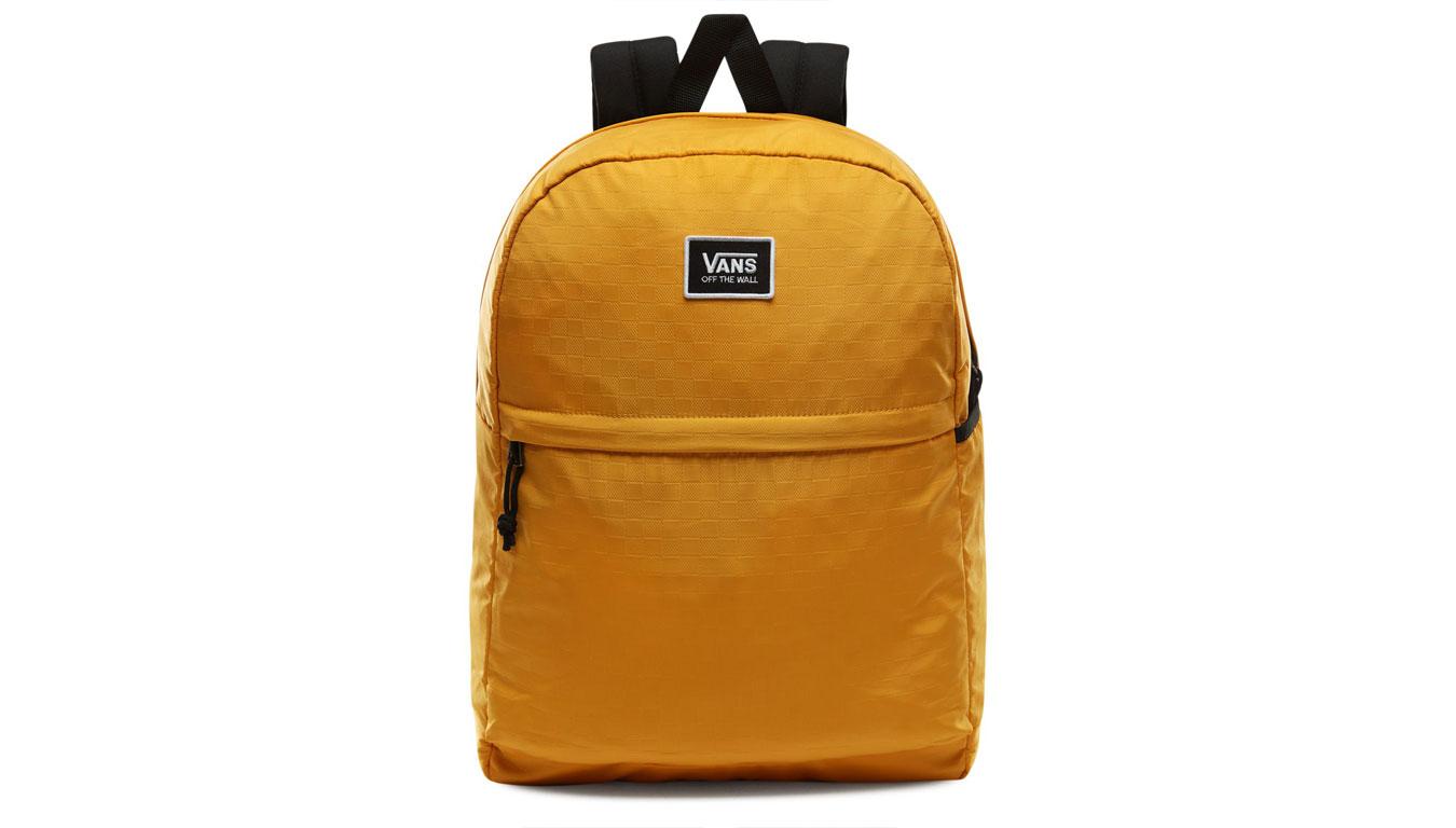 Vans Wm Pep Squad Backpack žlté VN0A3B47UXM - vyskúšajte osobne v obchode