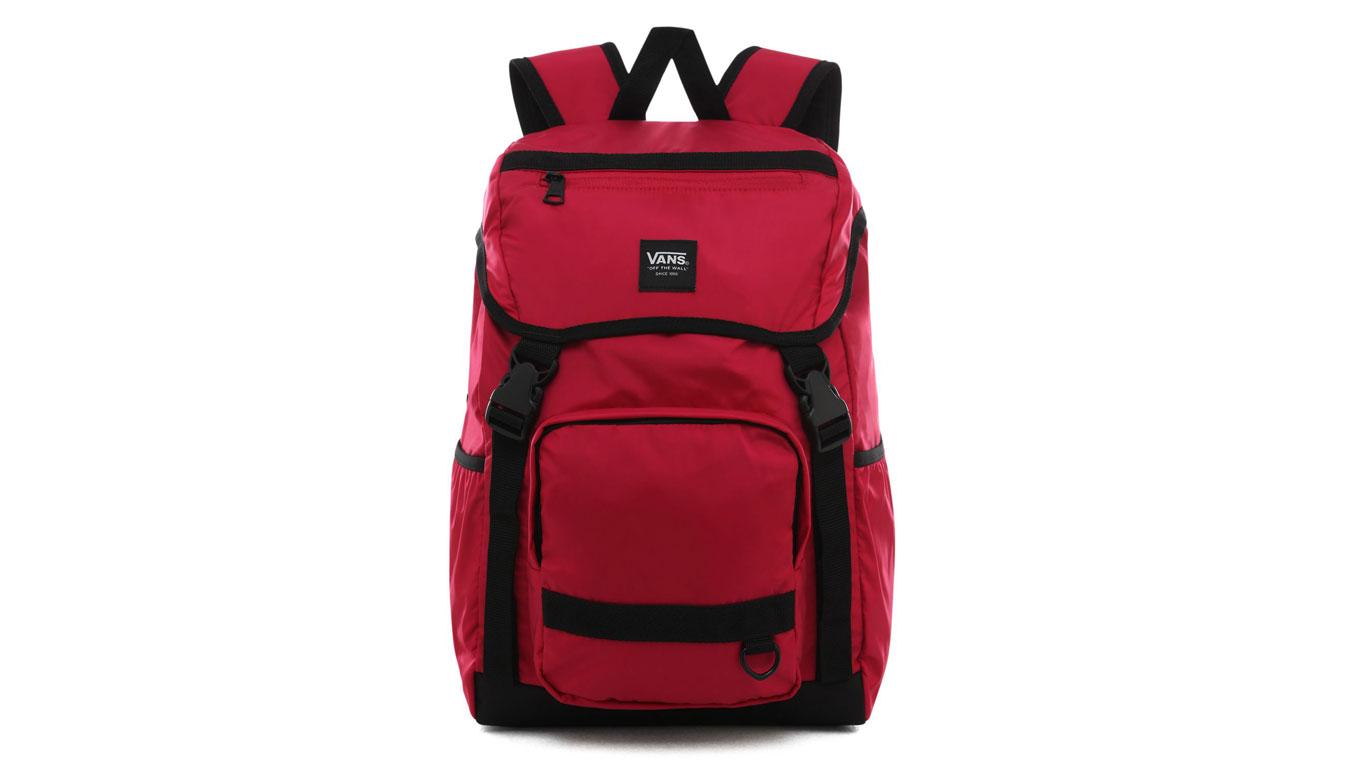 Vans Wm Ranger Backpack červené VN0A3NG2SQ2 - vyskúšajte osobne v obchode